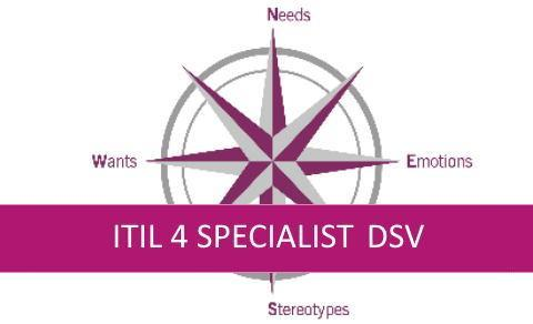 ITIL 4 DSV | 01