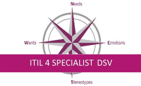 ITIL 4 DSV