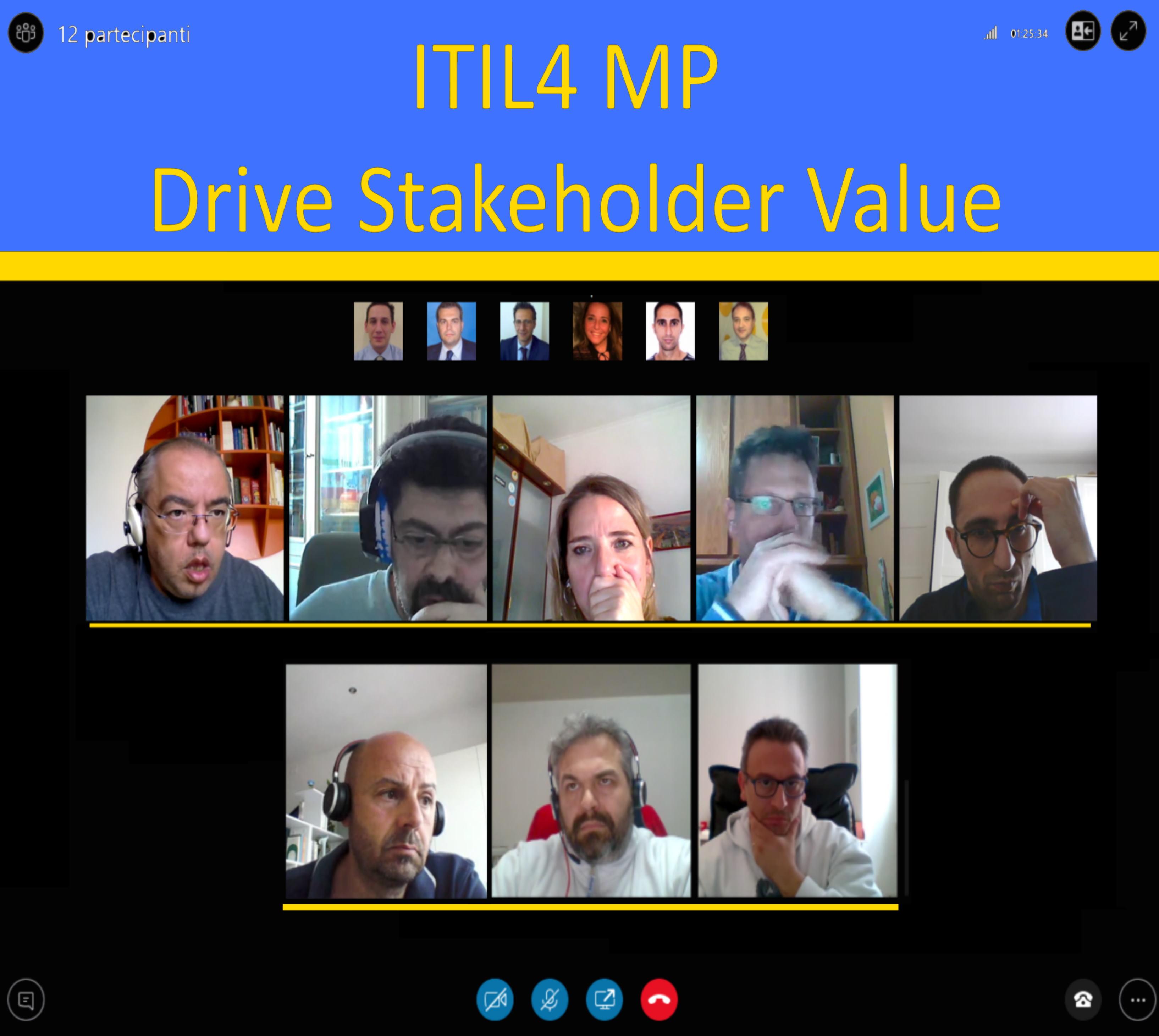 ITIL4 DSV